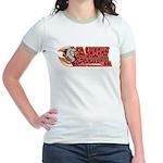 SA Sharks Broomball Jr. Ringer T-Shirt