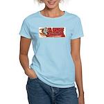 SA Sharks Broomball Women's Pink T-Shirt