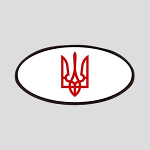 Tryzub (Red) Patch