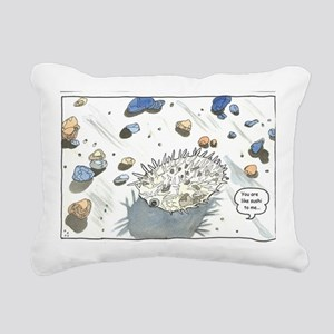 You are like sushi to me Rectangular Canvas Pillow