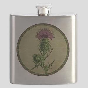 Thistleshirt Flask
