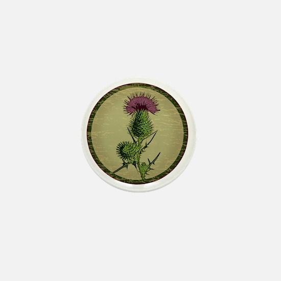 Thistleshirt Mini Button