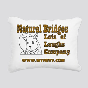 NBLLC logo 04 Rectangular Canvas Pillow