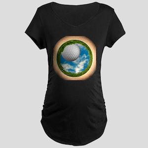 golf copy Maternity Dark T-Shirt