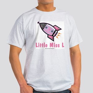 custom-design-butterfly-rocket Light T-Shirt