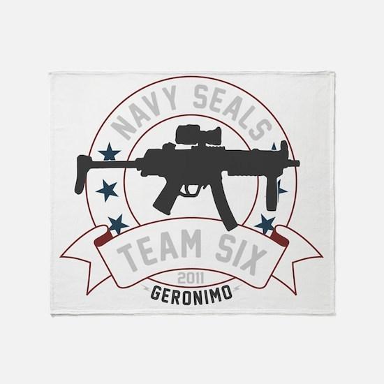 team six3 Throw Blanket