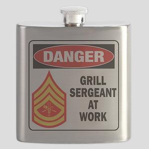 DN MGS WORK Flask