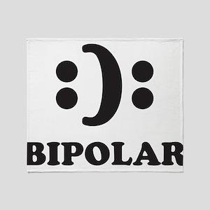 Bipolar Throw Blanket