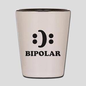 Bipolar Shot Glass