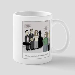 You mean like elvis? Mugs