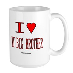 The Valentine's Day 4 Shop Large Mug