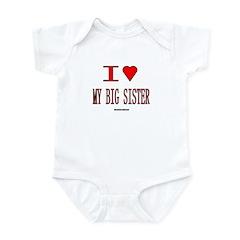 The Valentine's Day 5 Shop Infant Bodysuit