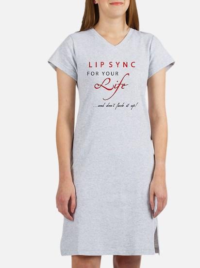 fuckitup Women's Nightshirt