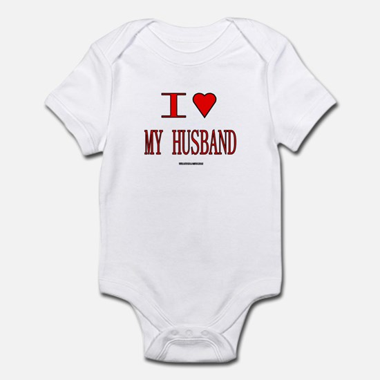 The Valentine's Day 8 Shop Infant Bodysuit