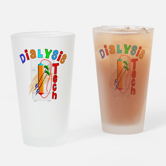 Dialysis Tech 2011 Drinking Glass