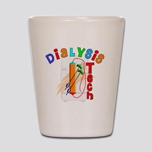 Dialysis Tech 2011 Shot Glass
