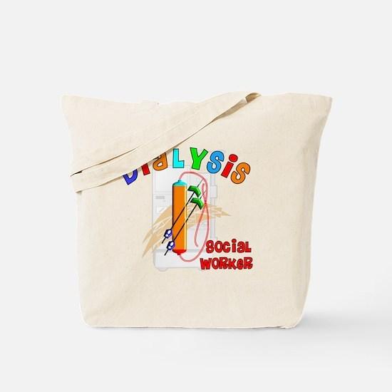 dialysis social worker 2011 Tote Bag