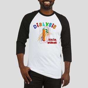 dialysis social worker 2011 Baseball Jersey