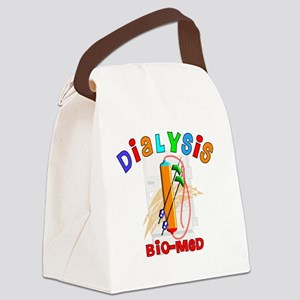 Dialysis biomed 2011 Canvas Lunch Bag