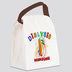 Dialysis Manager 2011 Canvas Lunch Bag