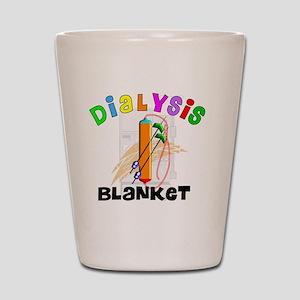 dialysis Blanket Shot Glass