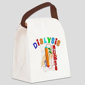 Dialysis Nurse 2011 Canvas Lunch Bag