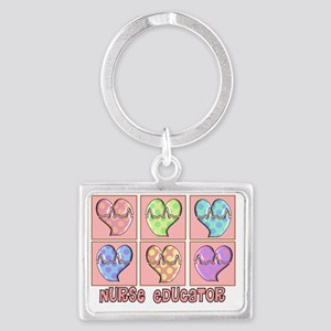Nurse Educator new 2011 Landscape Keychain