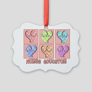Nurse Educator new 2011 Picture Ornament