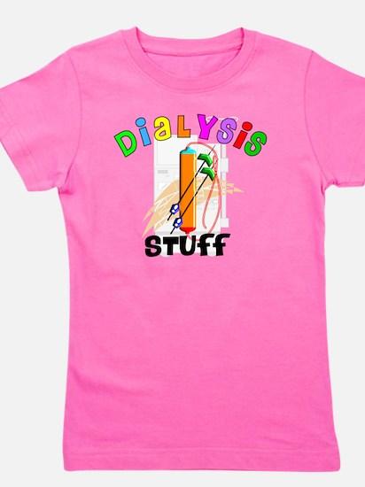Dialysis STUFF Girl's Tee