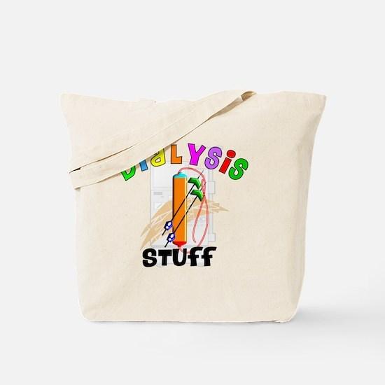 Dialysis STUFF Tote Bag