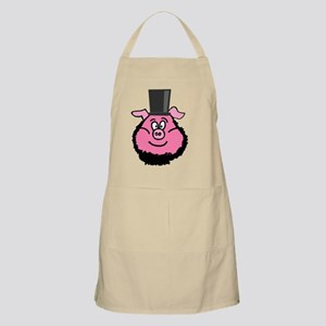 Abraham Linkoln Pigs in History Apron