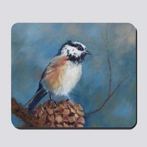 Chickadee 2 Mousepad