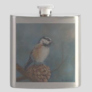 Chickadee 2 Flask