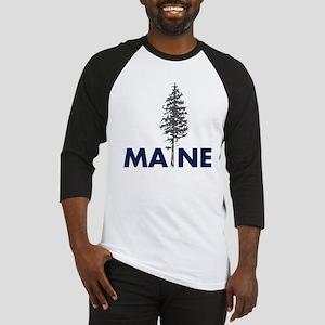 MaineShirt Baseball Jersey