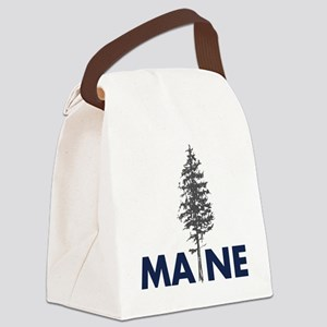 MaineShirt Canvas Lunch Bag