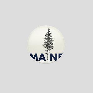MaineShirt Mini Button