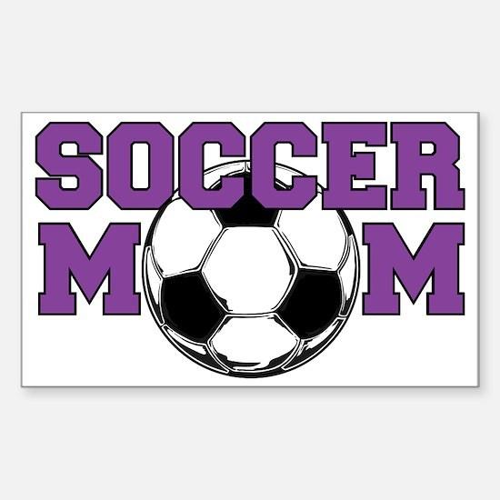 Unique Sports soccer Sticker (Rectangle)