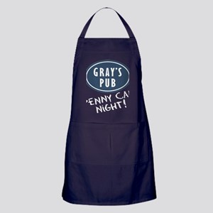 cougar-town_penny-can-night_wh Apron (dark)