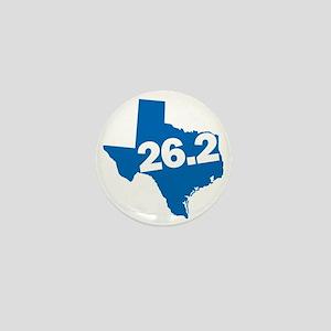 Texas Marathoner Mini Button