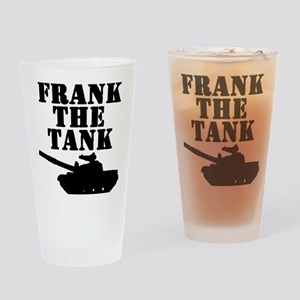 frankthetank Drinking Glass