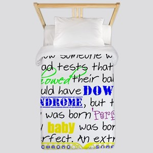 Perfect baby Twin Duvet