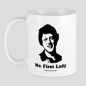 Mr. First Lady Mug