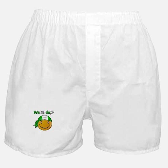 Wetin dey? Boxer Shorts