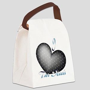 Tar-Heels Canvas Lunch Bag