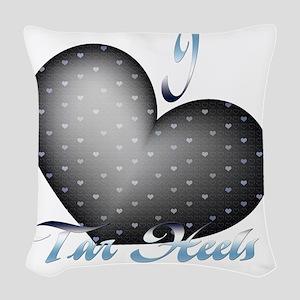 Tar-Heels Woven Throw Pillow