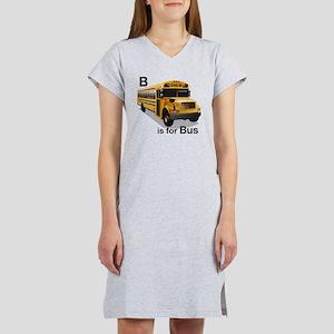 B_is_Bus Women's Nightshirt