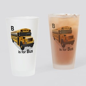 B_is_Bus Drinking Glass