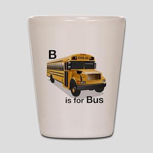B_is_Bus Shot Glass