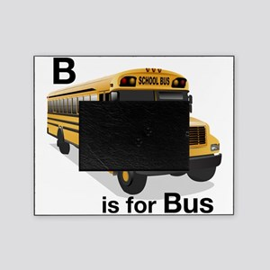 B_is_Bus Picture Frame