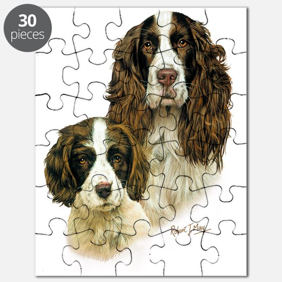 Eng Springer  Pup Puzzle